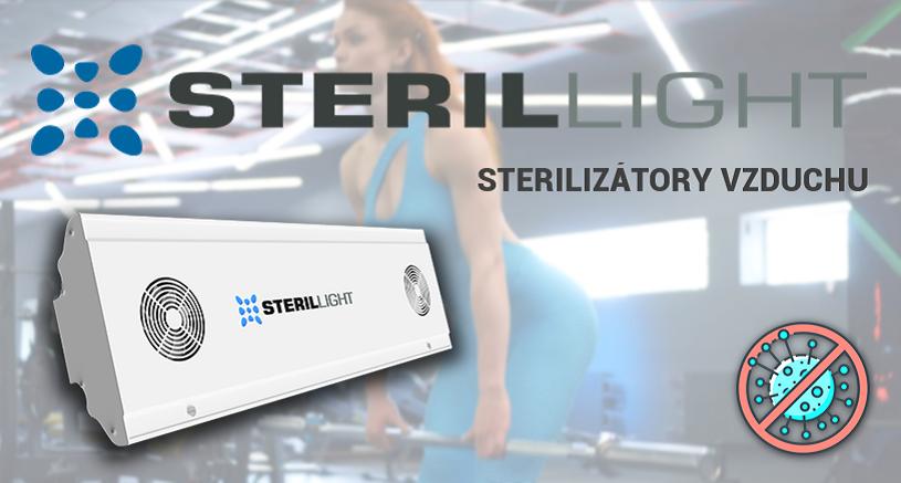 Sterilizácia vzduchu Sterillight