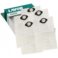Lavor Papierové sáčky set 5 ks VAC RUDY