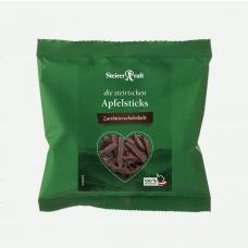 Jablkové chipsy v horkej čokoláde 50 g