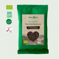 Tekvicové semienka v horkej čokoláde 40 g